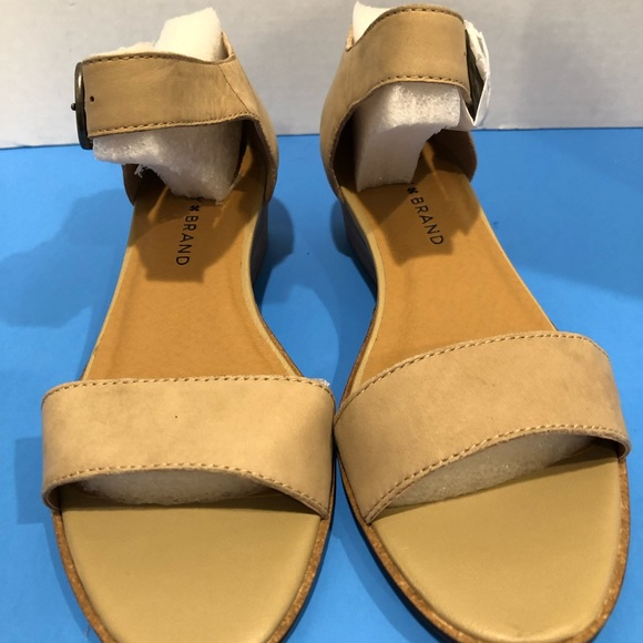 bd6f1de11d Lucky Brand Shoes - Lucky Brand Riamsee Wedge Sandal